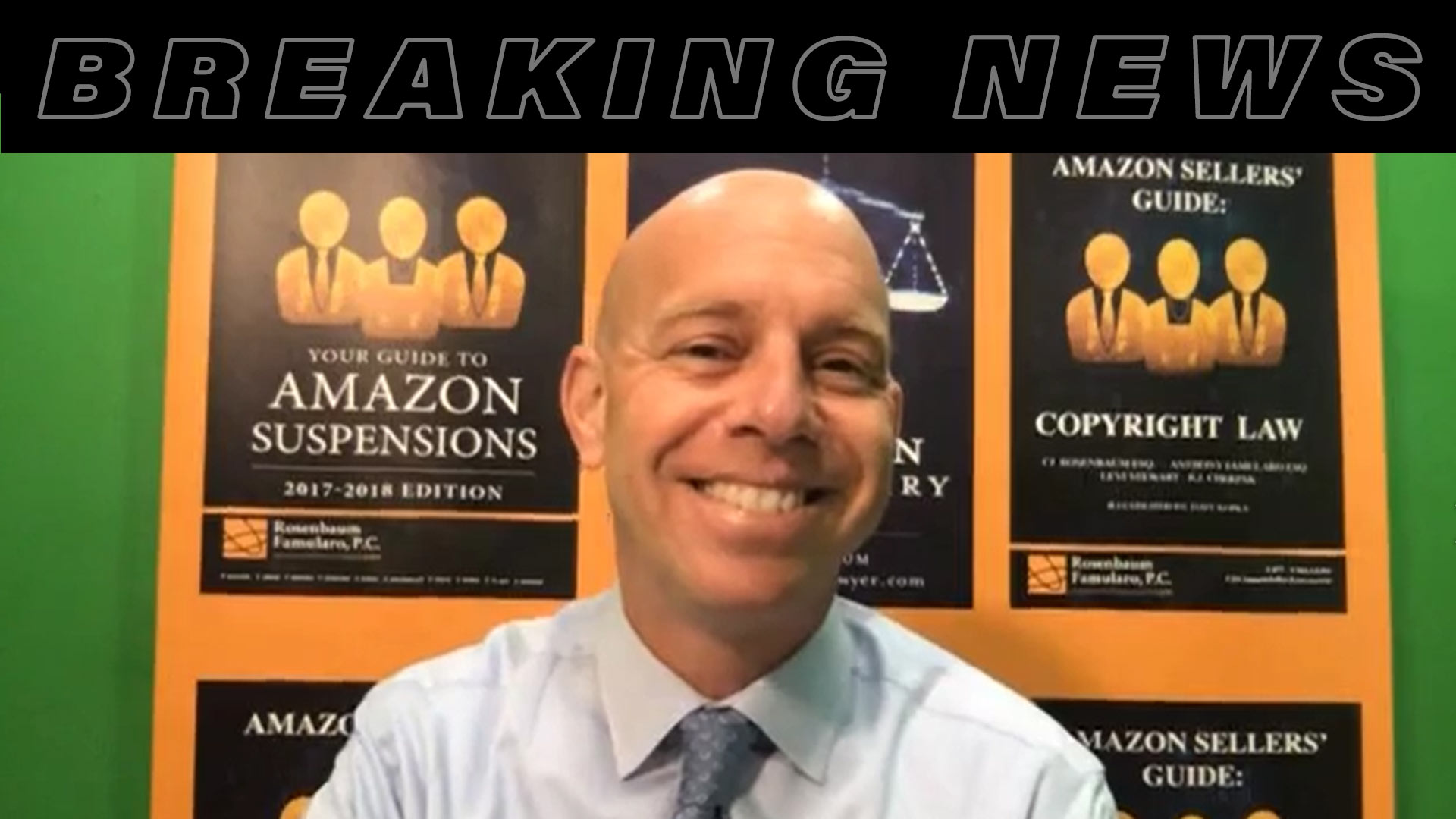 Breaking News for Amazon Sellers 5-16-19