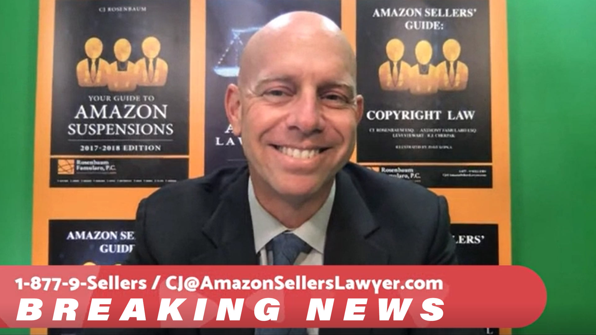 Amazon sellers breaking news
