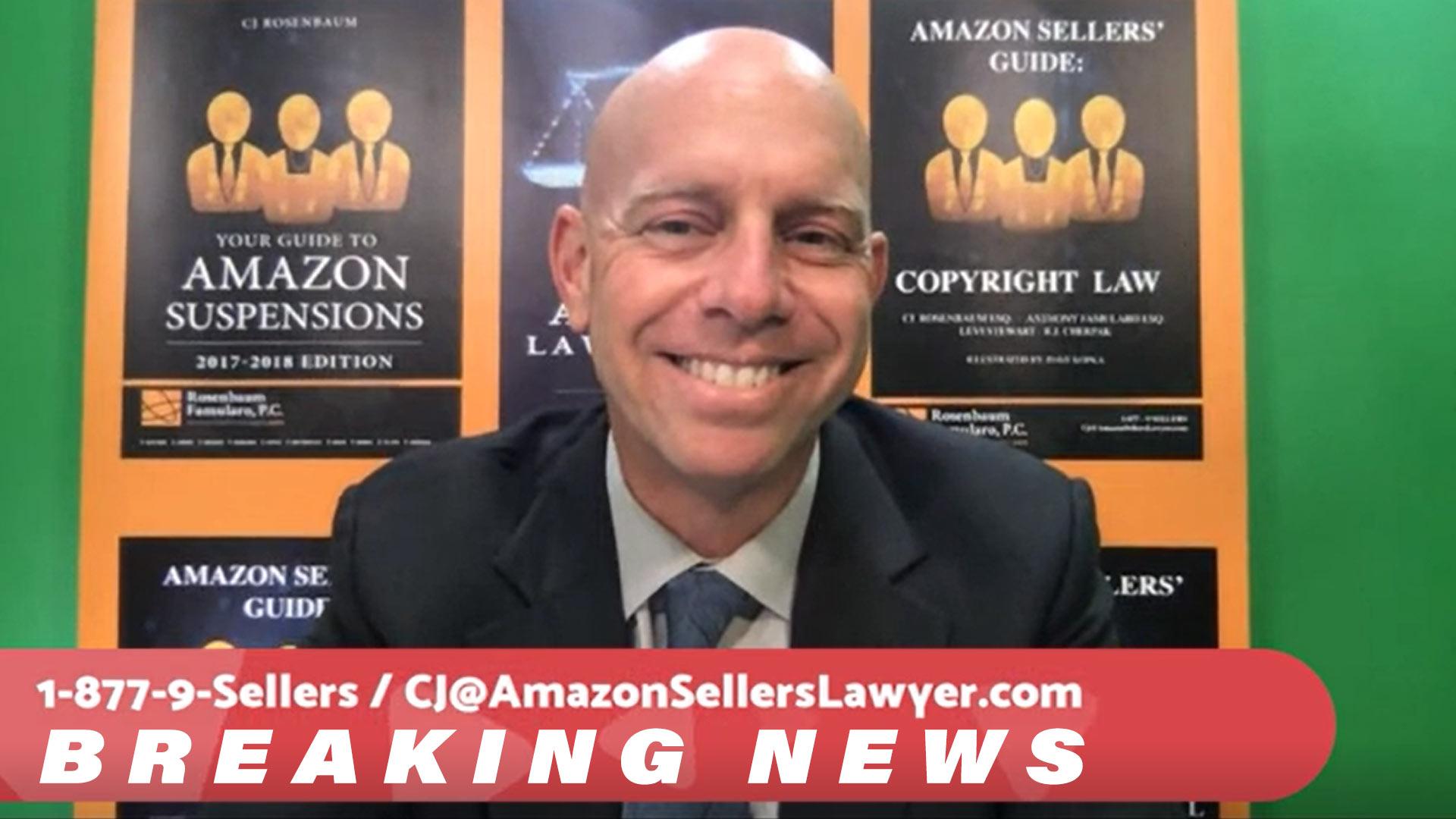 Amazon sellers breaking news