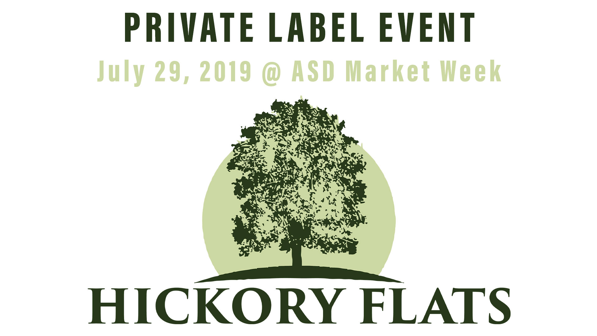 Incredible Sourcing with Hickory Flats at ASD Market Week