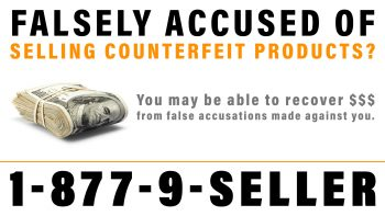 accused of selling counterfeits