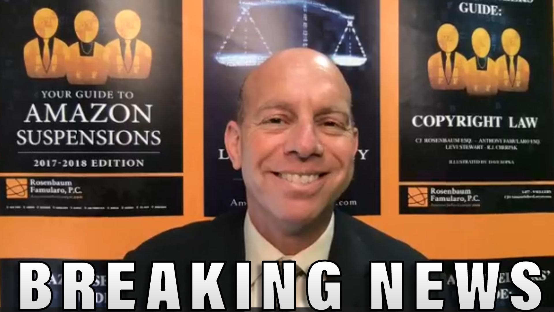 Amazon Sellers News 8-26-19