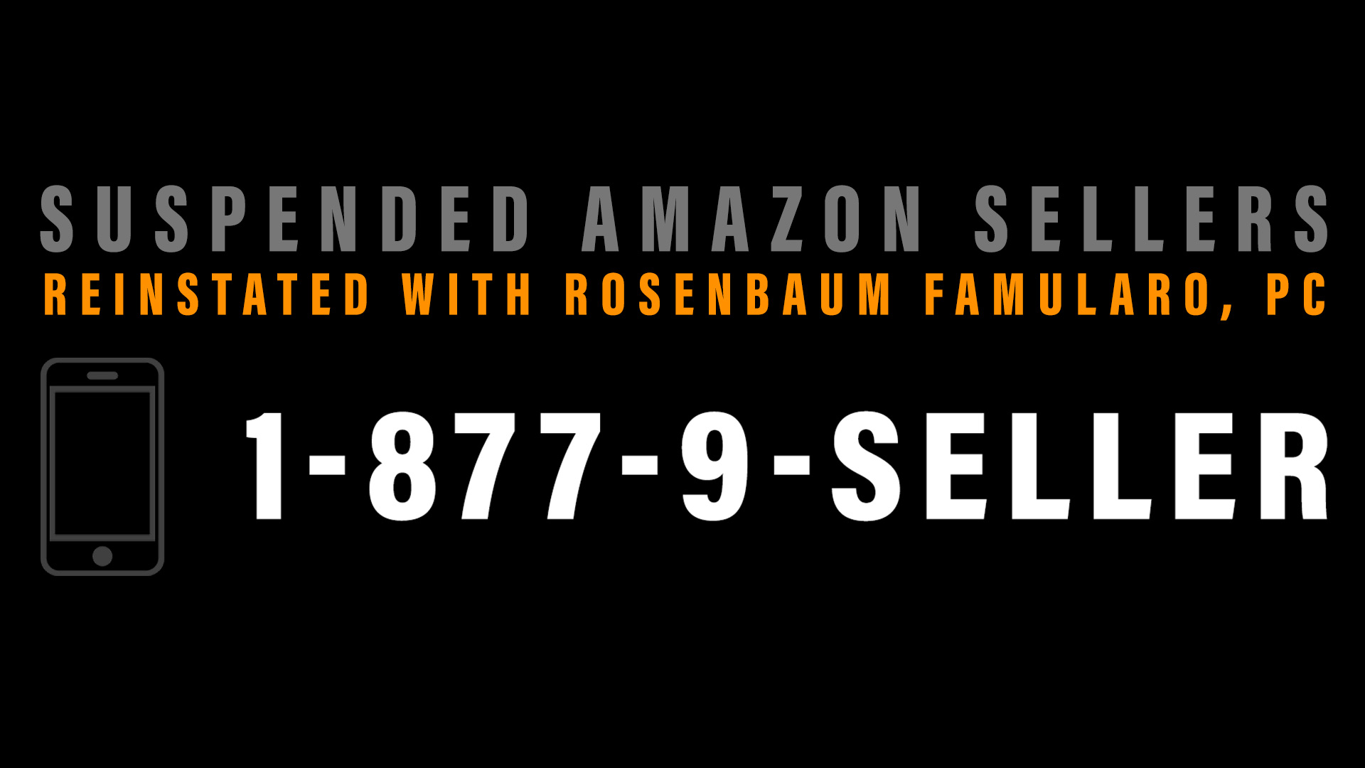 suspended sellers reinstated on Amazon