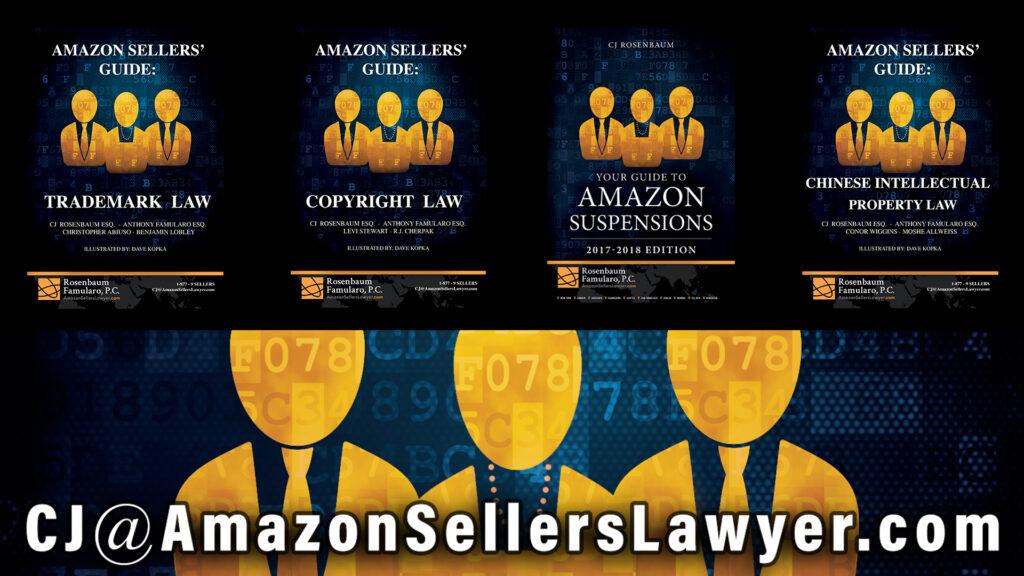 Amazon Sellers' Lawyer Books
