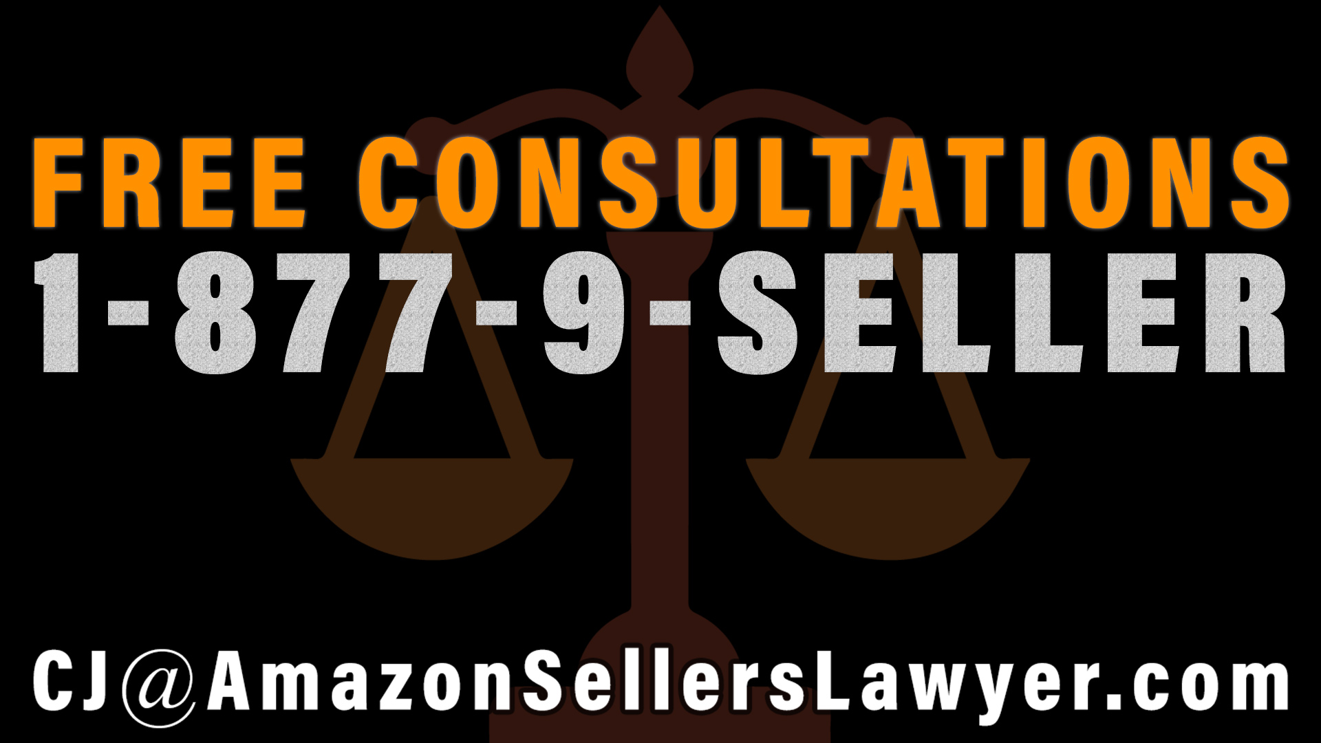 Free Consultations for Sellers 1-877-9-SELLER