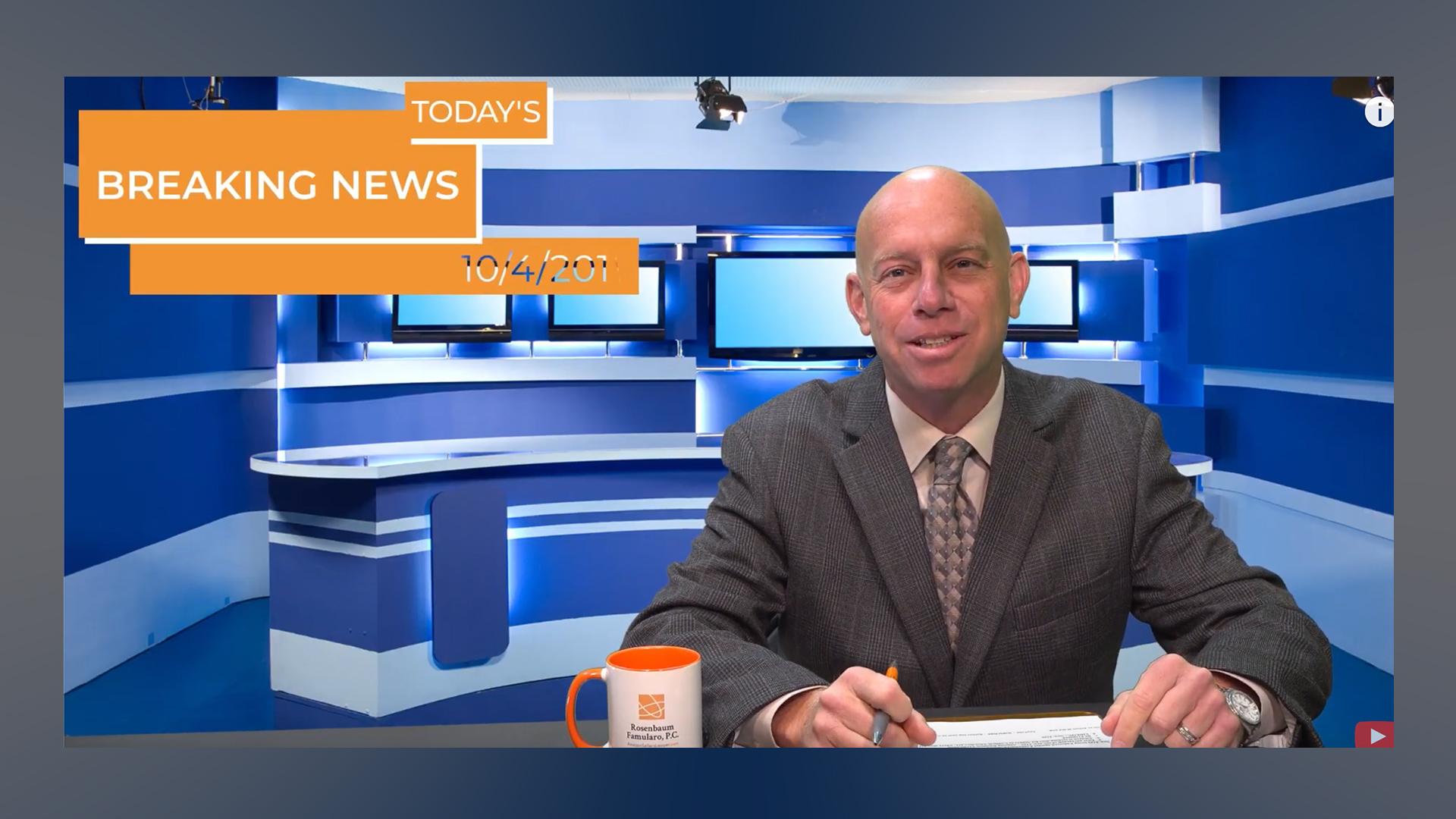 Amazon Sellers' News 10-4-19 with CJ Rosenbaum