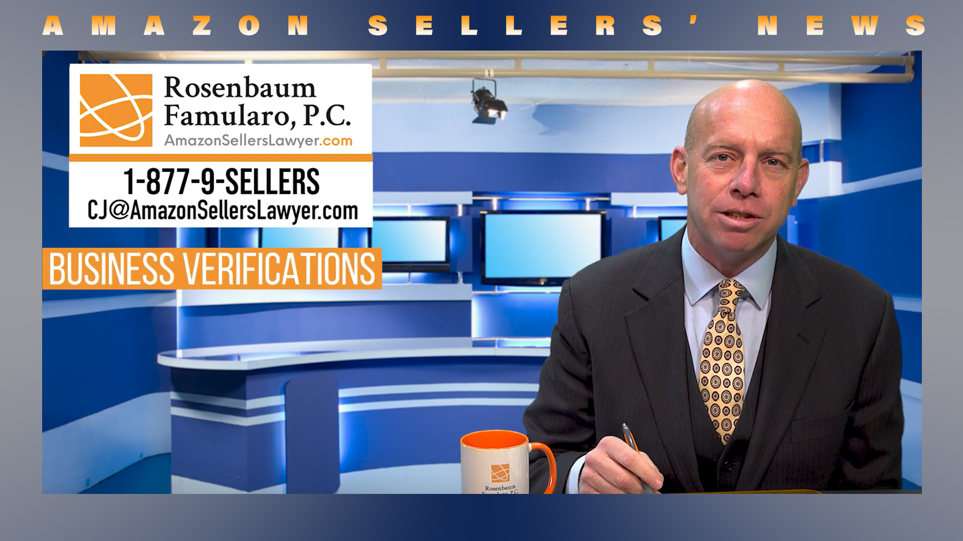 Amazon Business Verification, Increased Requests by Amazon for Certifications & IP Complaints