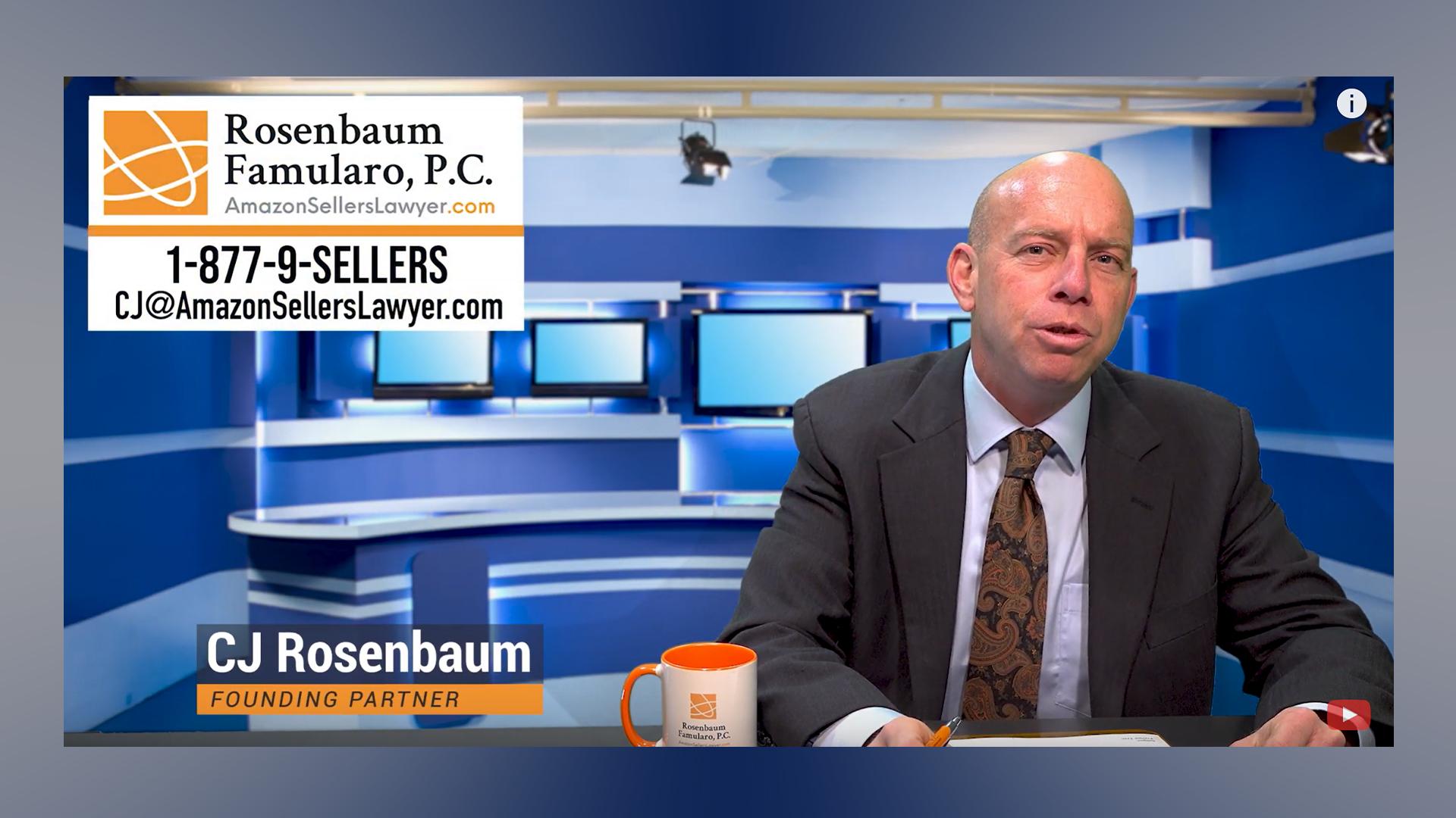 Amazon Seller False Counterfeit Complaints, Related Amz Accounts & Amazon's Refusal To Release Money