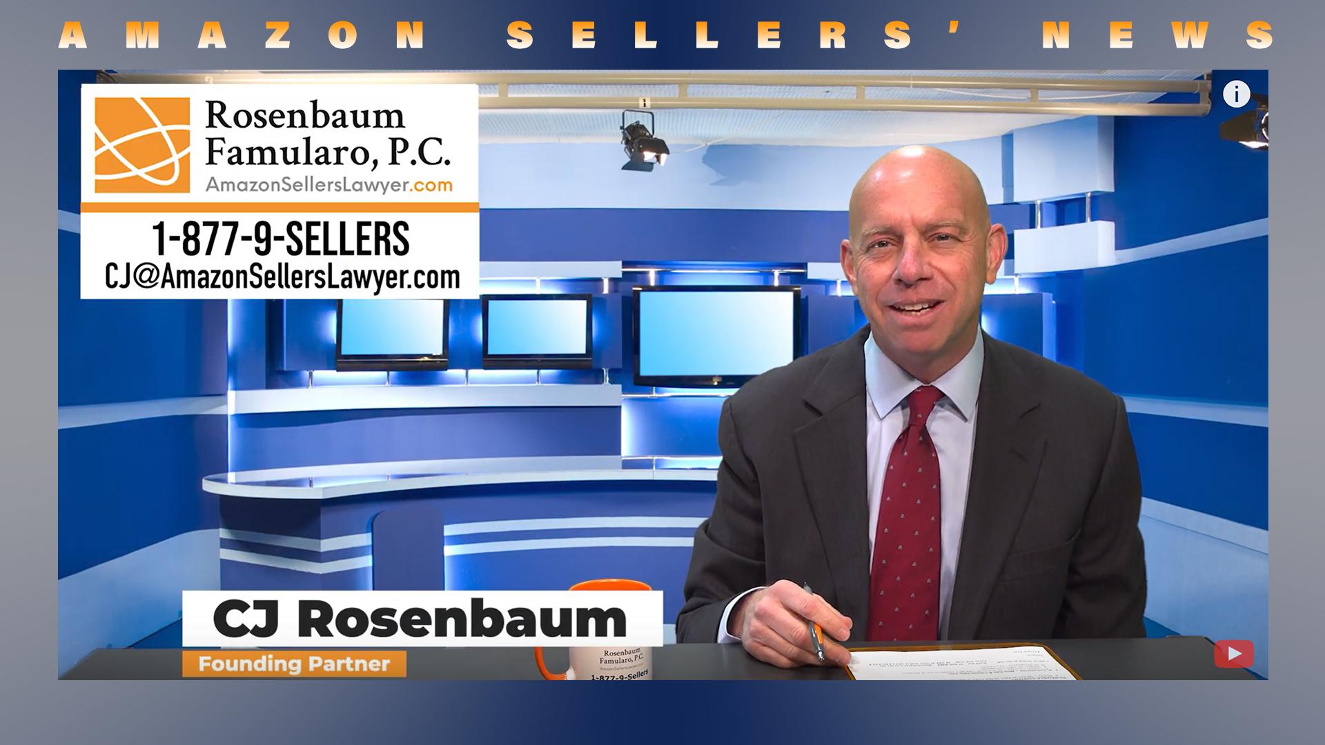 Amazon Sellers News 11/11/19: IP Complaint Suspensions, Liquidators & Seller vs Seller Attacks