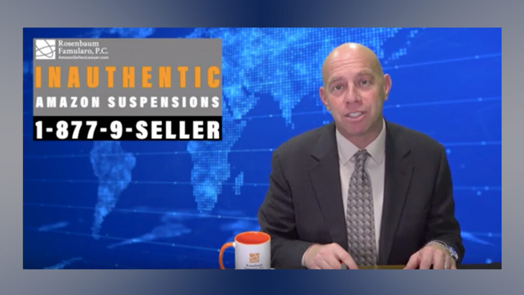 Amazon Seller Related Accounts, Duplicate Listings & Inauthentic Suspensions