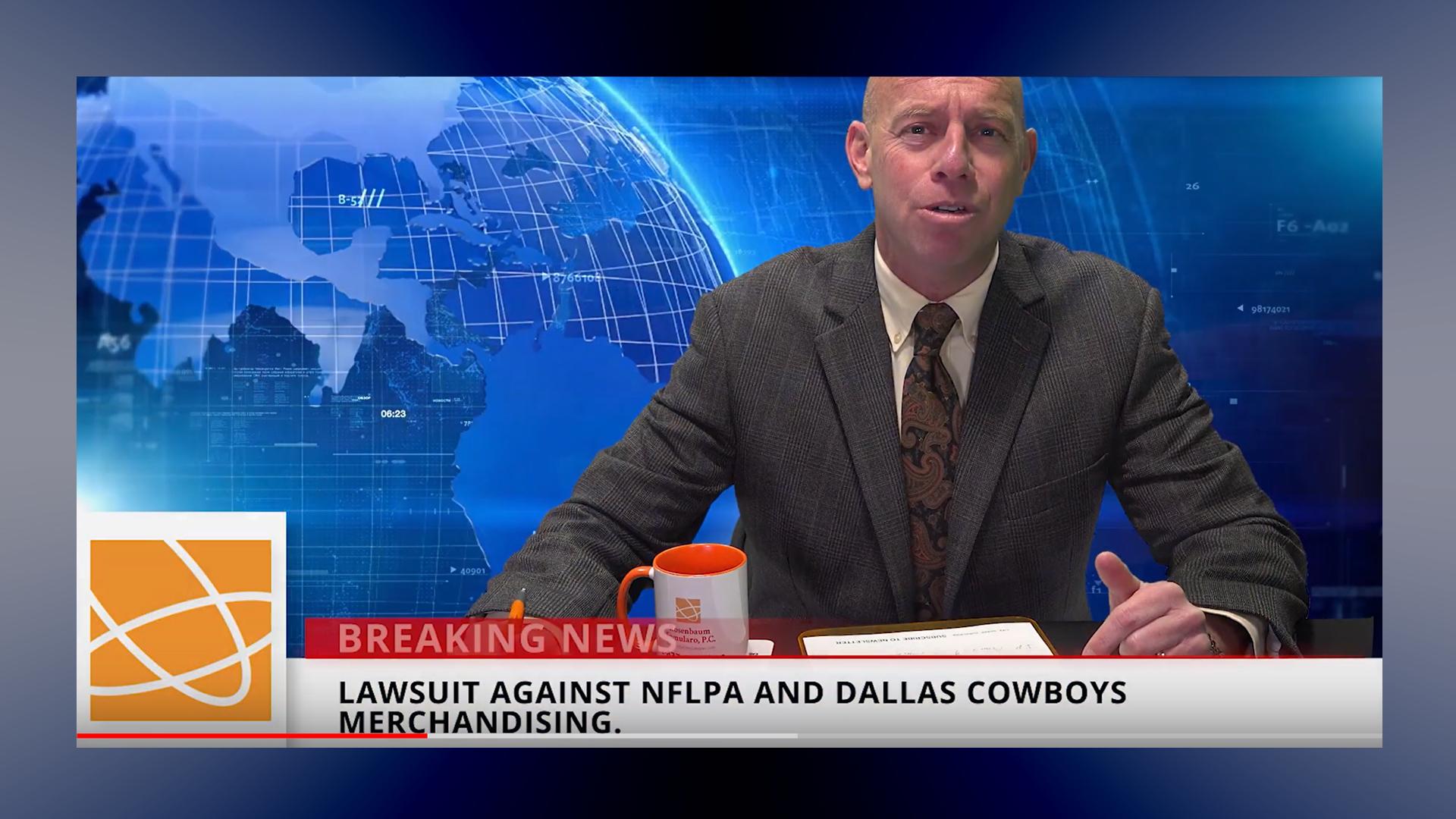Amazon Sellers' News 12/27/19 - Lawsuit Against NFL PA & Dallas Cowboys Merchandising, IP Complaints & Plan of Action Rejections