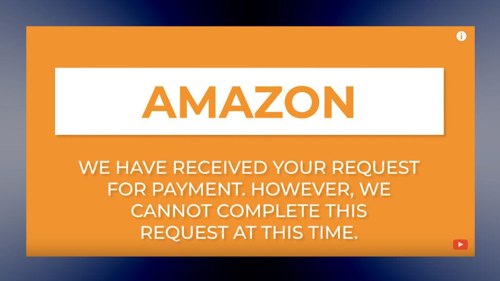 AMZ Insider Info 2/7/20: Amazon REFUSING to RELEASE FUNDS, Infringement Suspensions for Logos, May be inauthentic suspensions