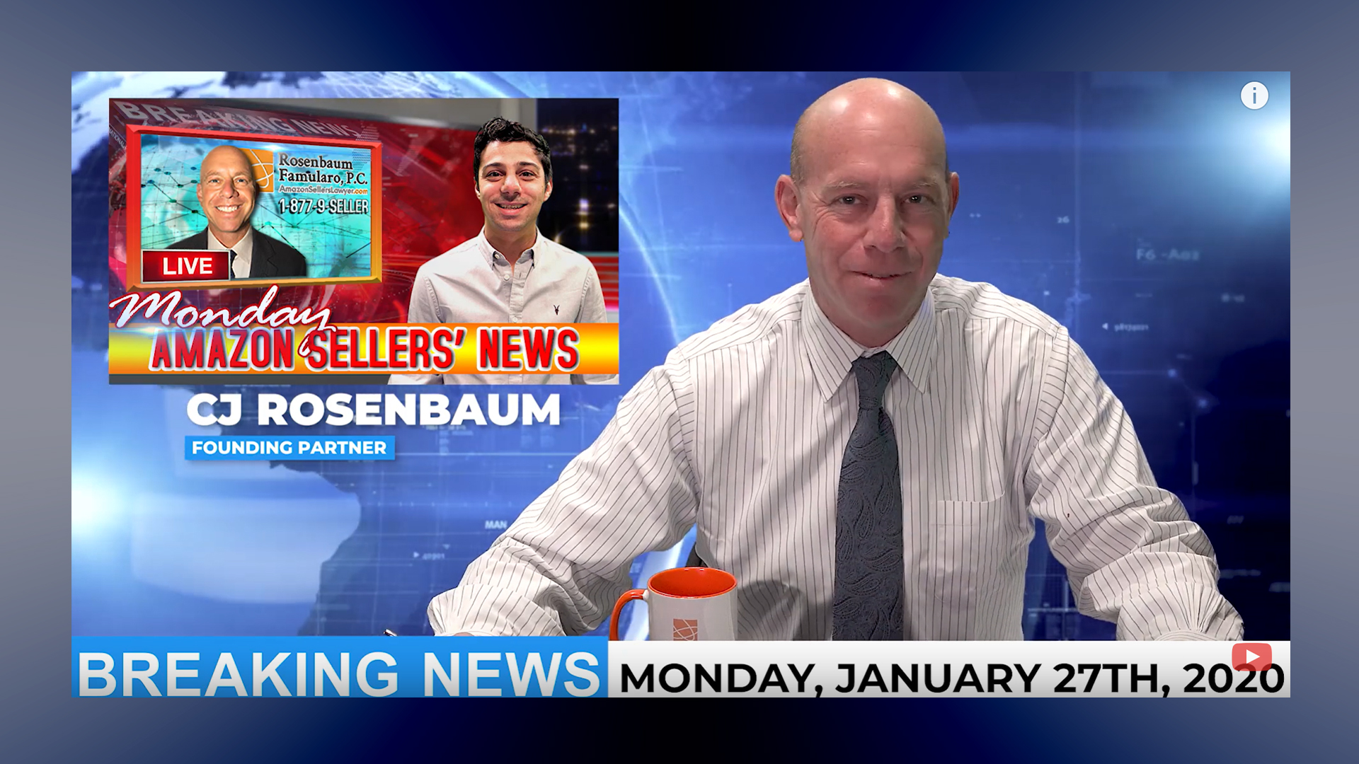 Amazon Sellers' News 1/27/20: Rumored Manipulation of Amazons IP Accelerator Program, May Be Inauthentic & Business Verification