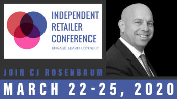 Amazon Sellers Lawyer at Independent Retailer Conference March 22-25, 2020