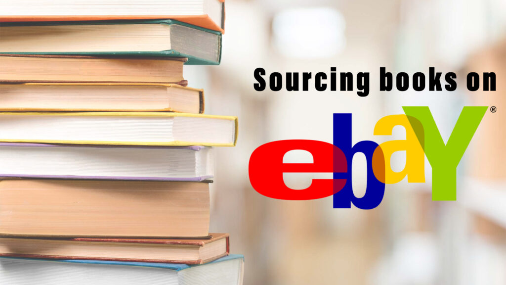 sourcing books on eBay