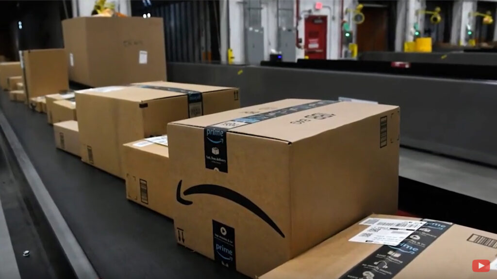 High Volume of Customer Complaints about Amazon Delivery Delays Coronavirus