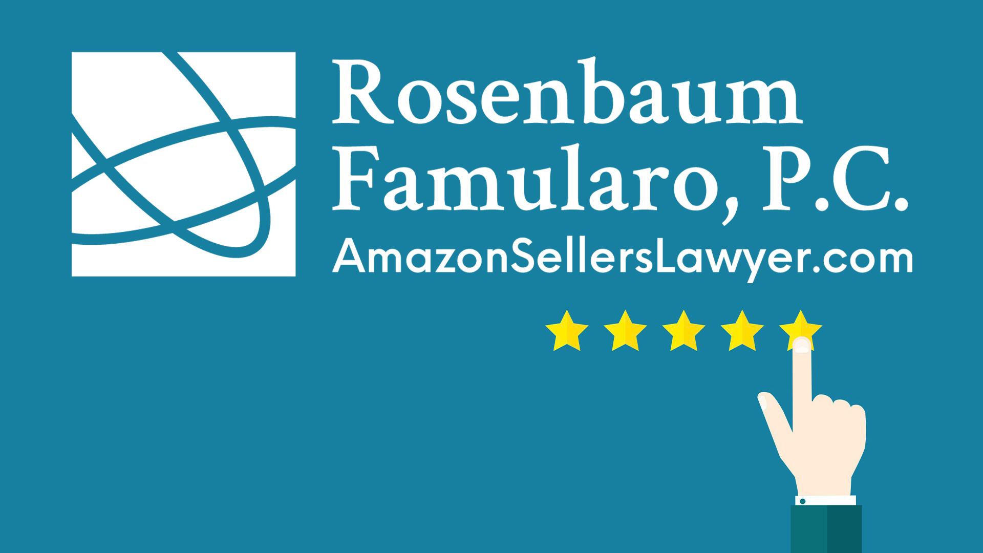 Amazon seller testimonials