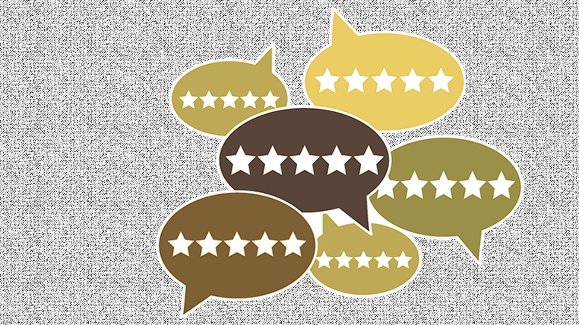 Amazon seller customer testimonials