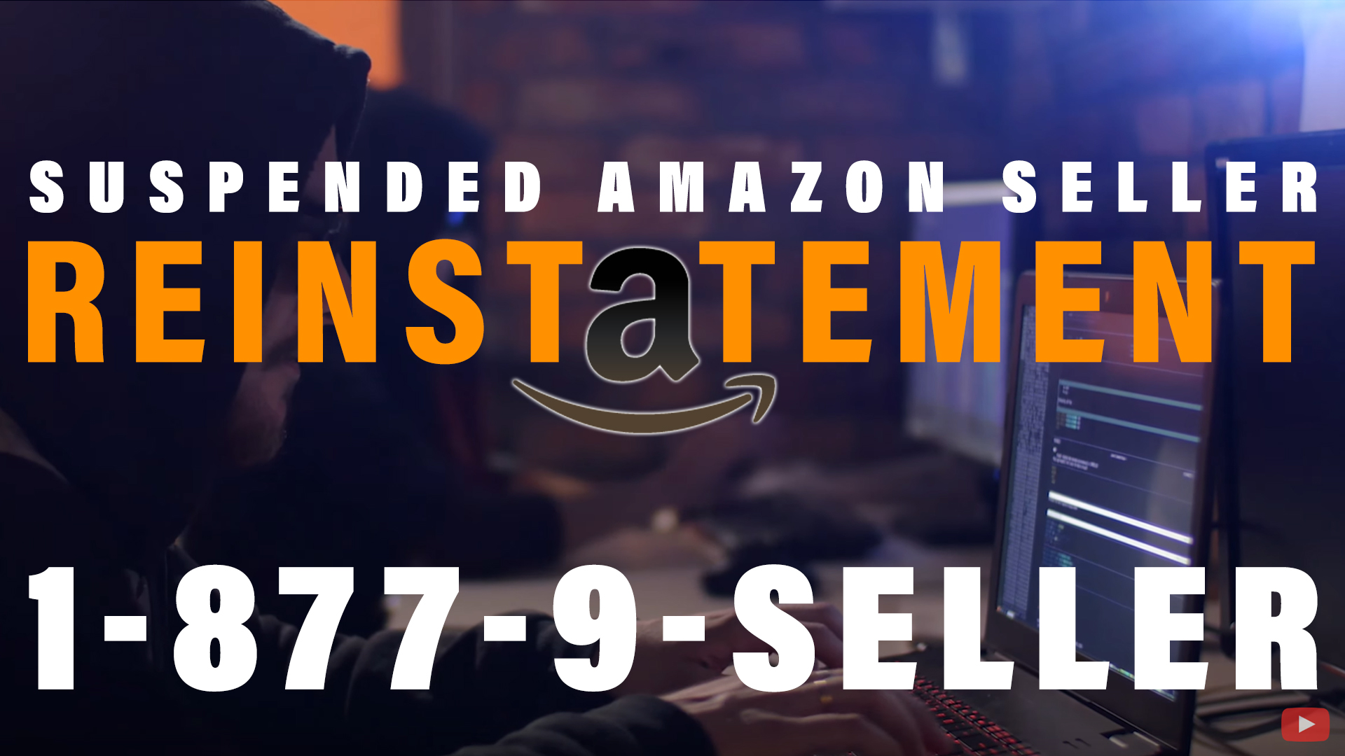 suspended Amazon seller account