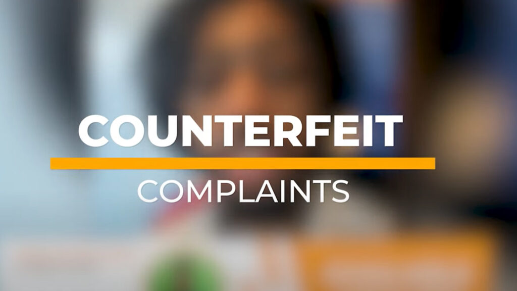 Counterfeit Complaints when Listing Generic Products on Branded Listings on Amazon