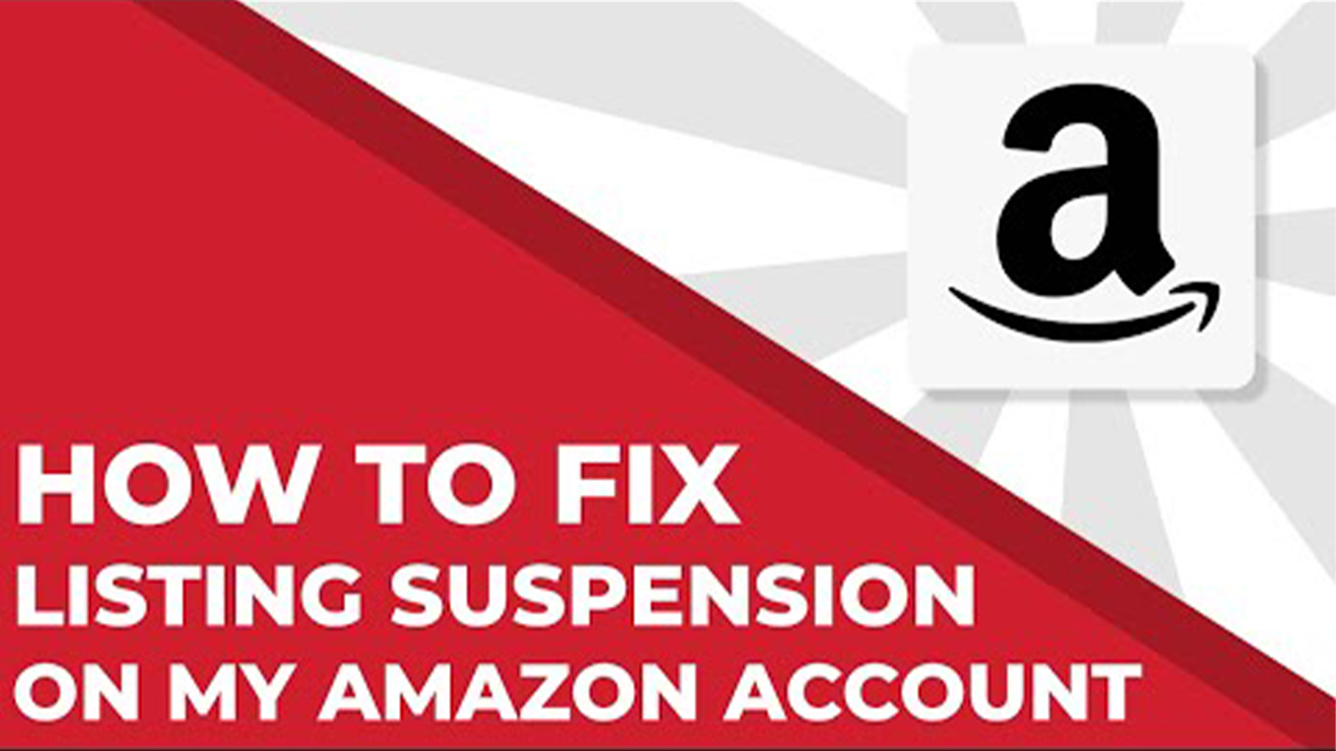 Brett Sondike, director of client relations at AmazonSellersLawyer.com explains what an Amazon listing suspension does to your account if ignored.