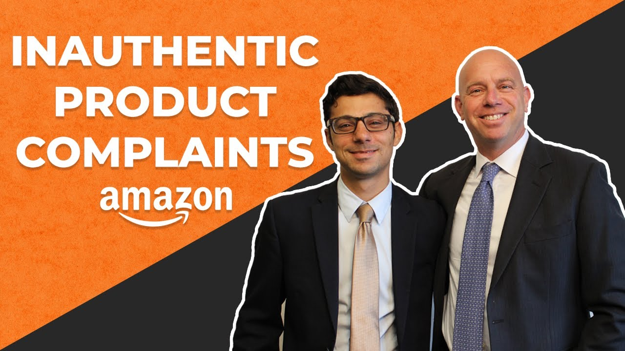 Inauthentic Product Complaints