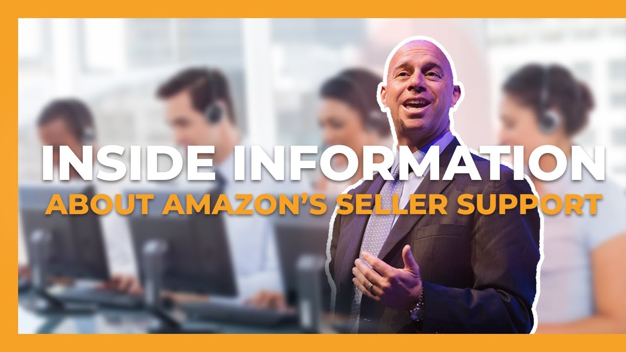 Inside Information about Amazon Seller Support
