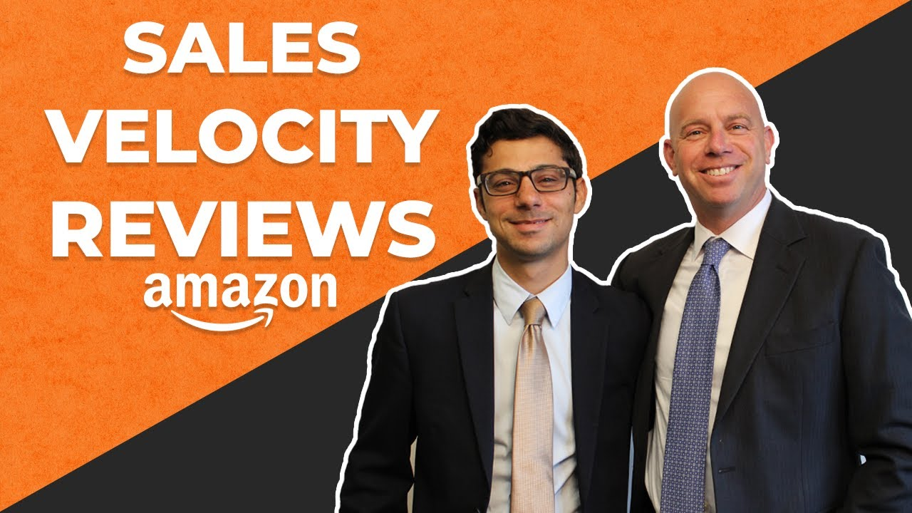 Sales Velocity Reviews & How It Affects Your Amazon Selling Account