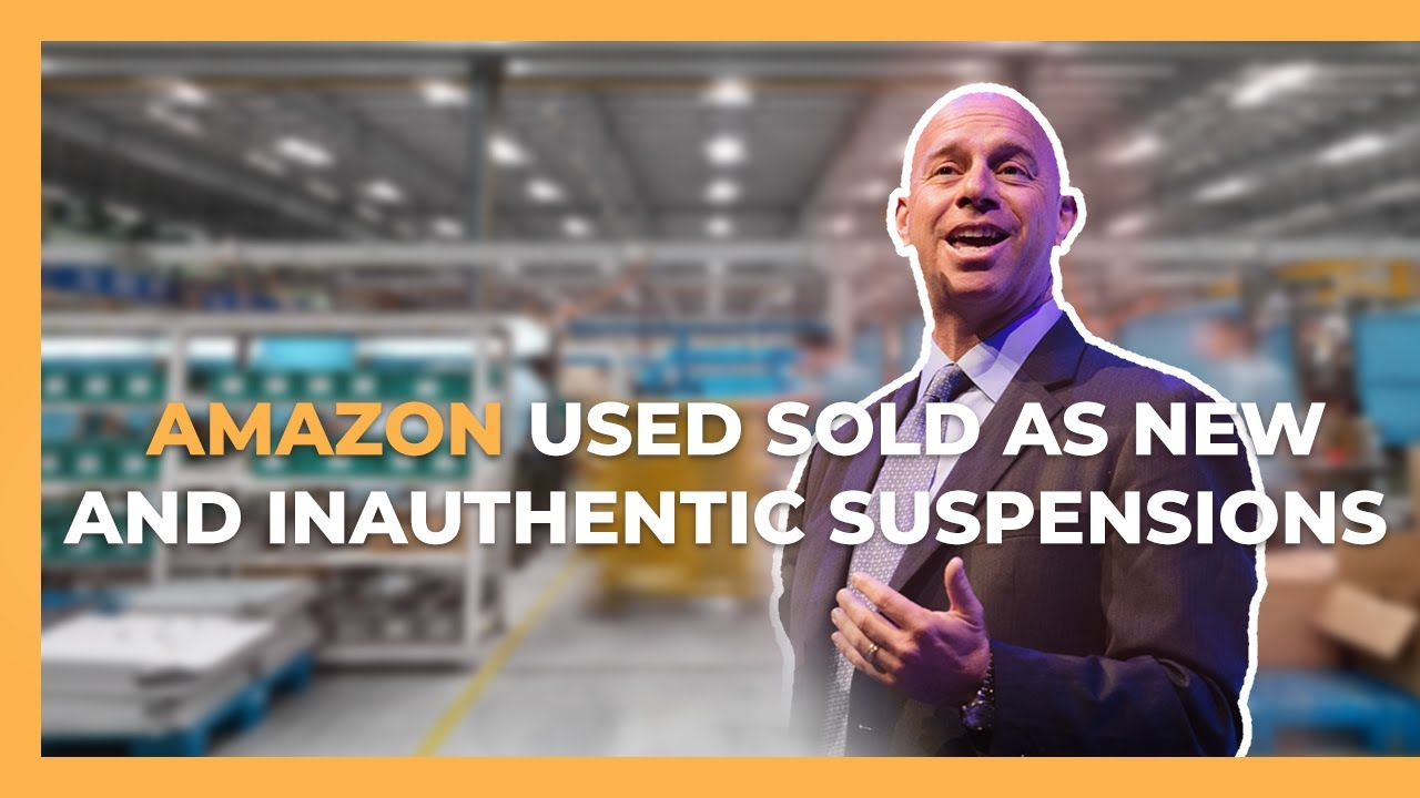 Suspended Sellers: give Amazon EXACTLY what they're asking for