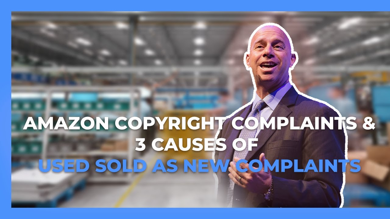 Top 3 Causes of Used Sold as New Complaints on Amazon