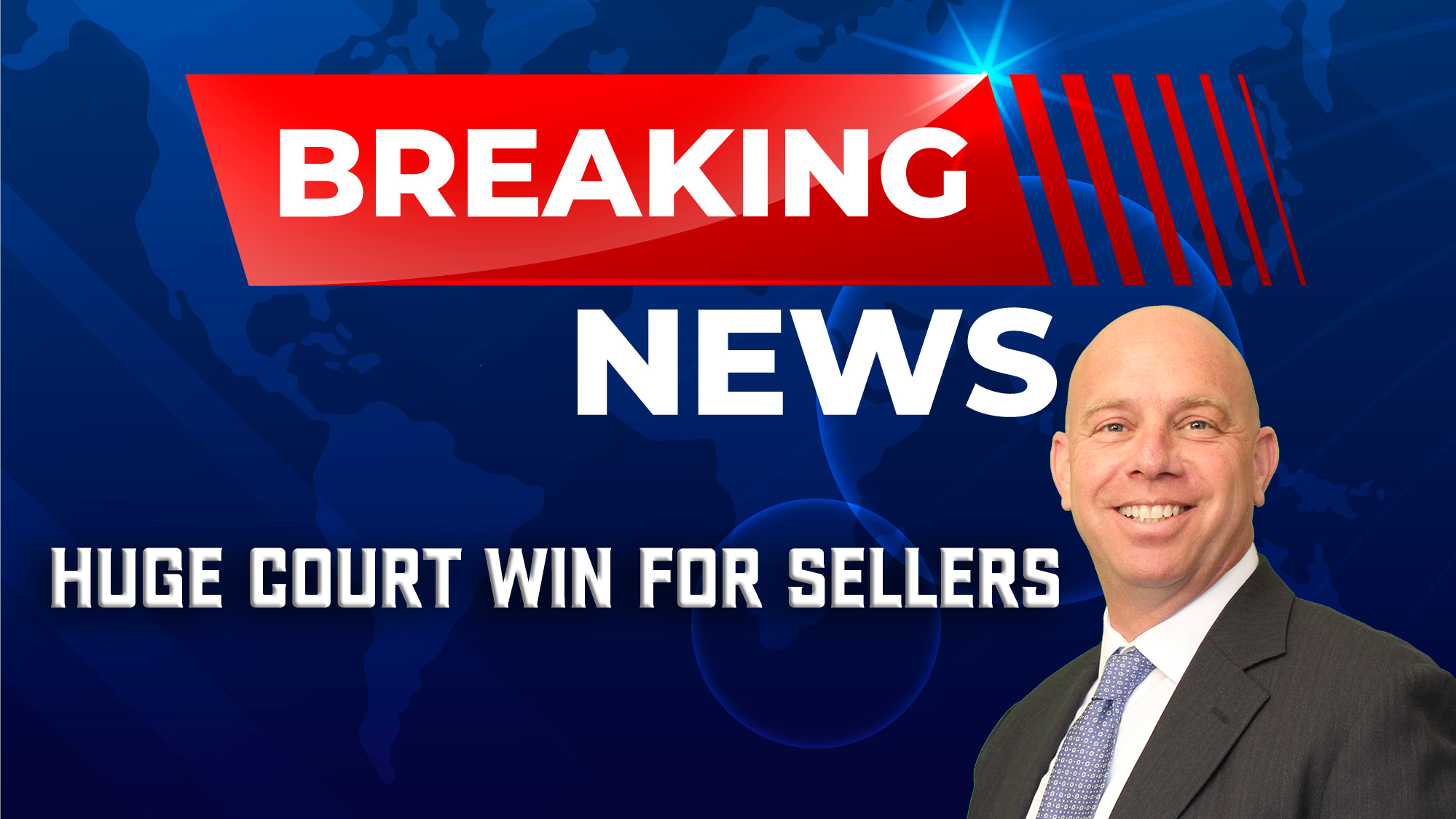 breaking news - huge court win for sellers