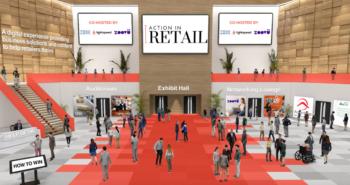 Action in Retail Virtual Showcase