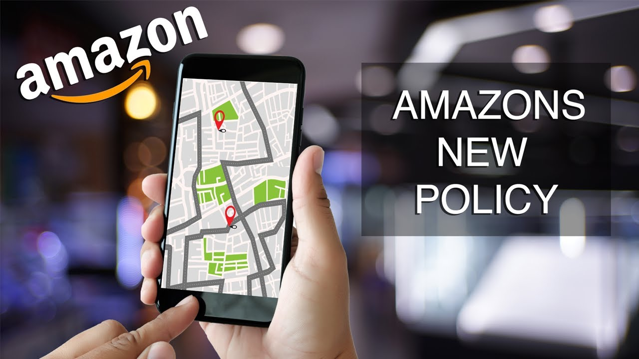 policy for Amazon seller accounts