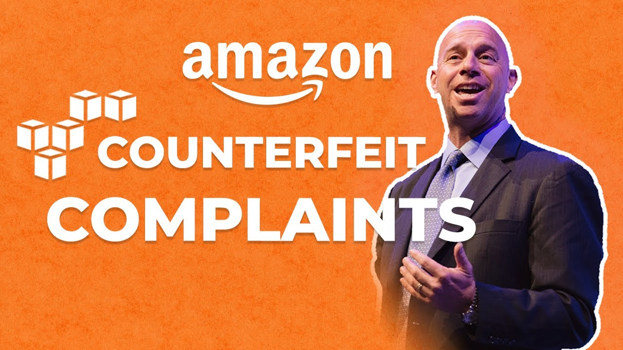 Counterfeit Complaints on Amazon Platform