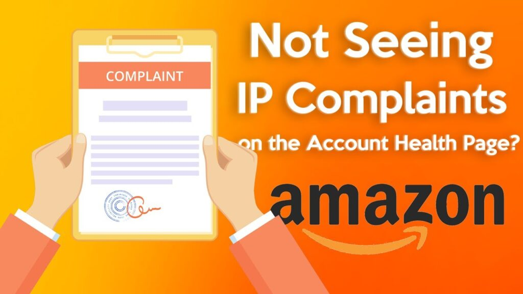 Not Seeing IP Complaints on your Account Health Page