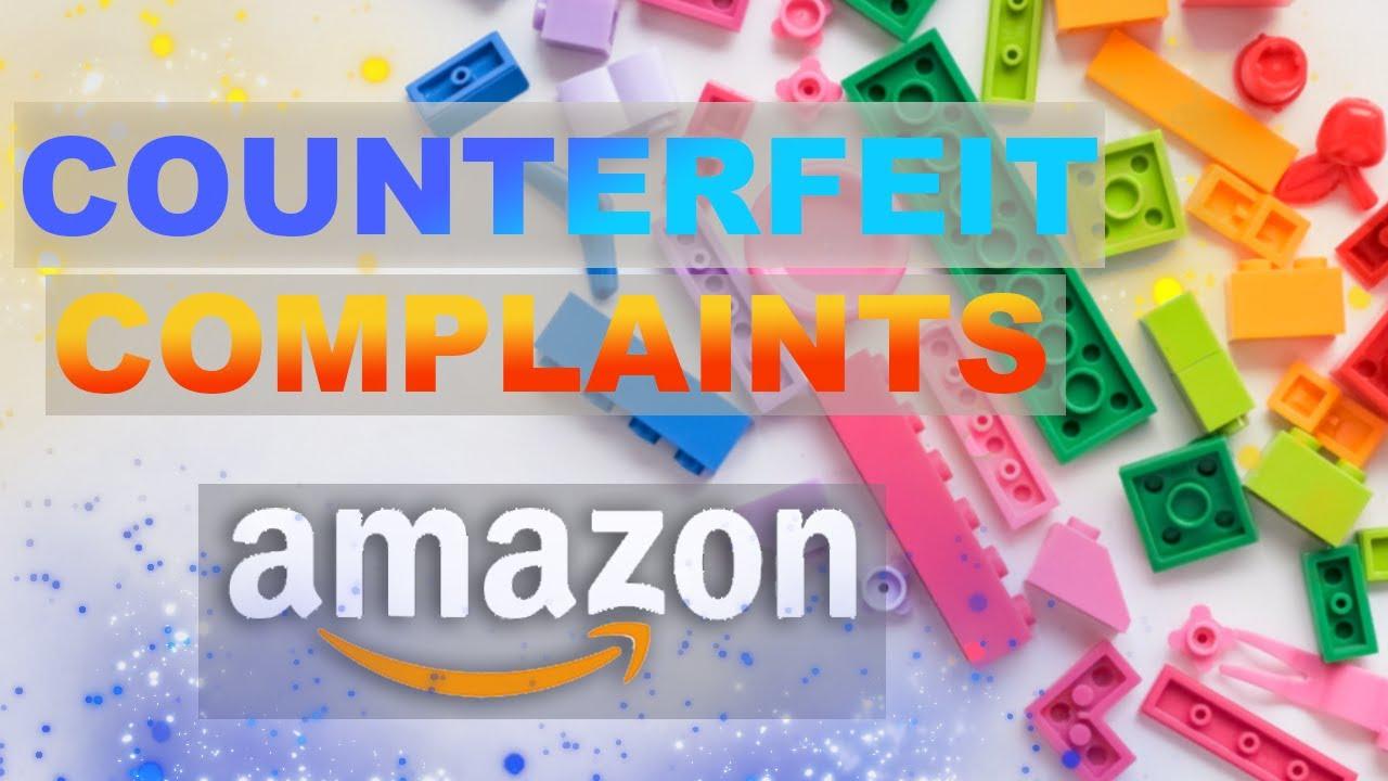 counterfeit intellectual property complaints