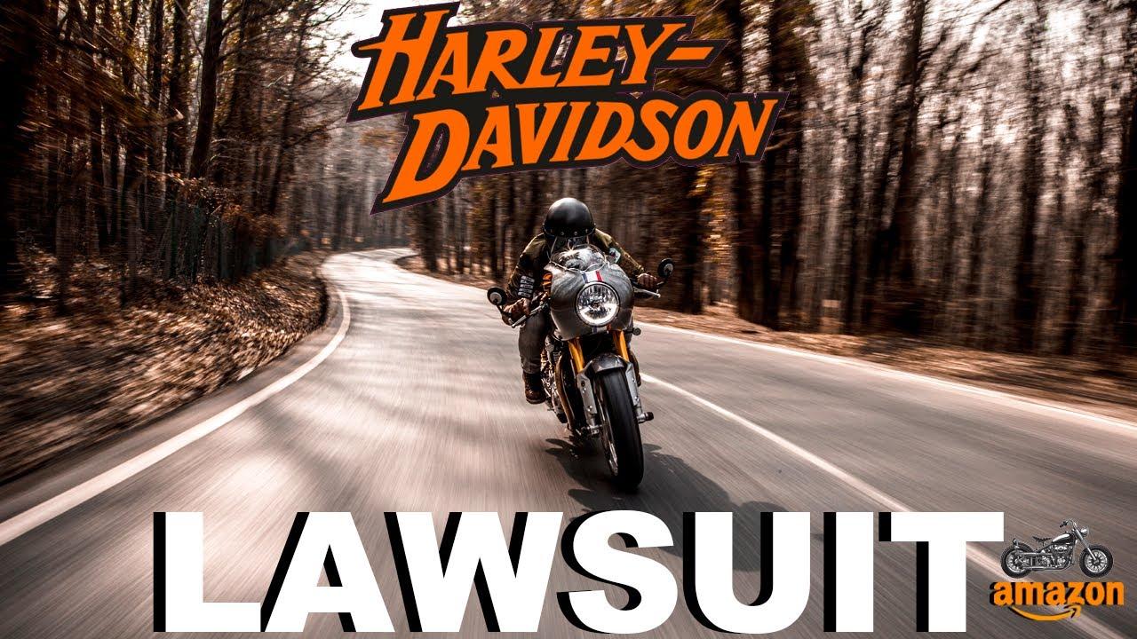Harley Davidson Lawsuit Against Amazon Sellers