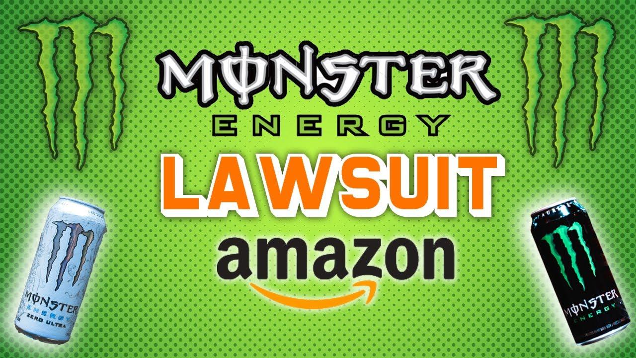 Monster Energy Lawsuit Against Sellers