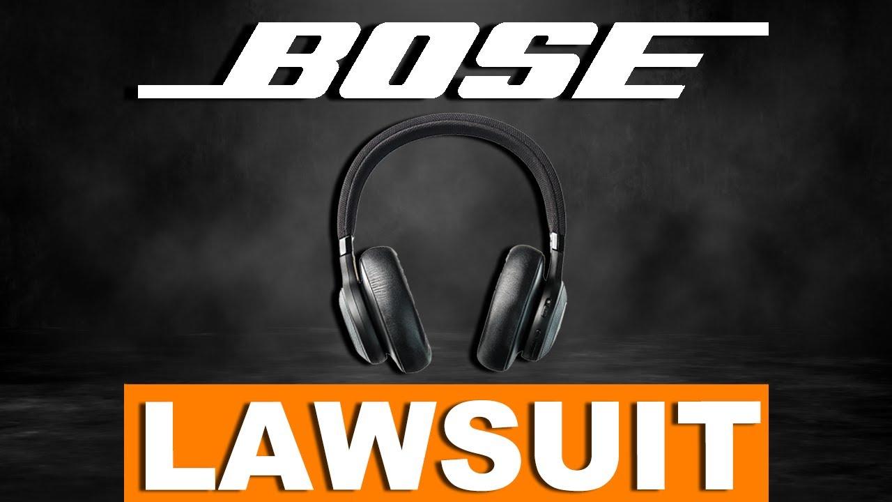 Bose Lawsuit against Amazon Sellers