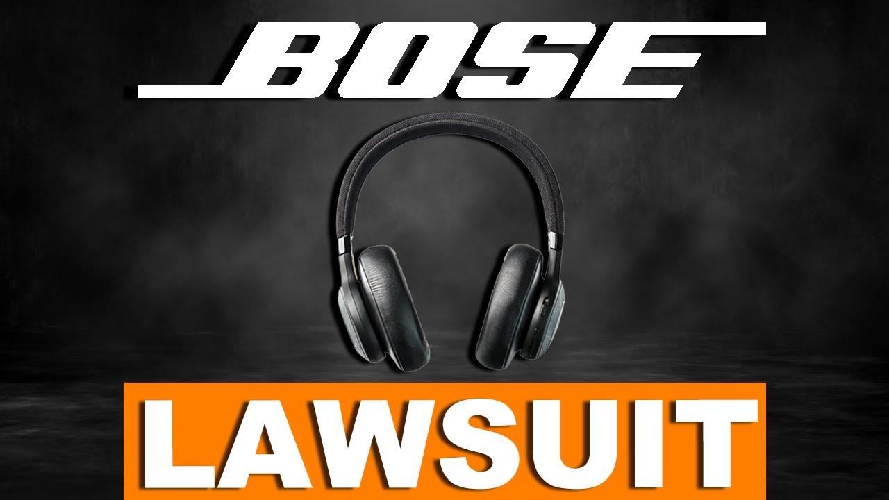 Bose Lawsuit against Amazon Sellers