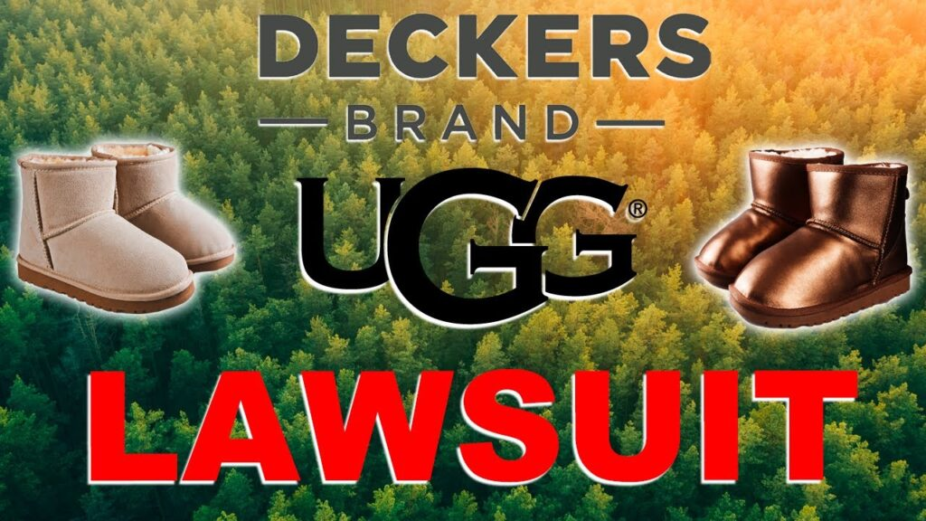Deckers Outdoor Corporation LAWSUIT AGAINST AMAZON SELLERS