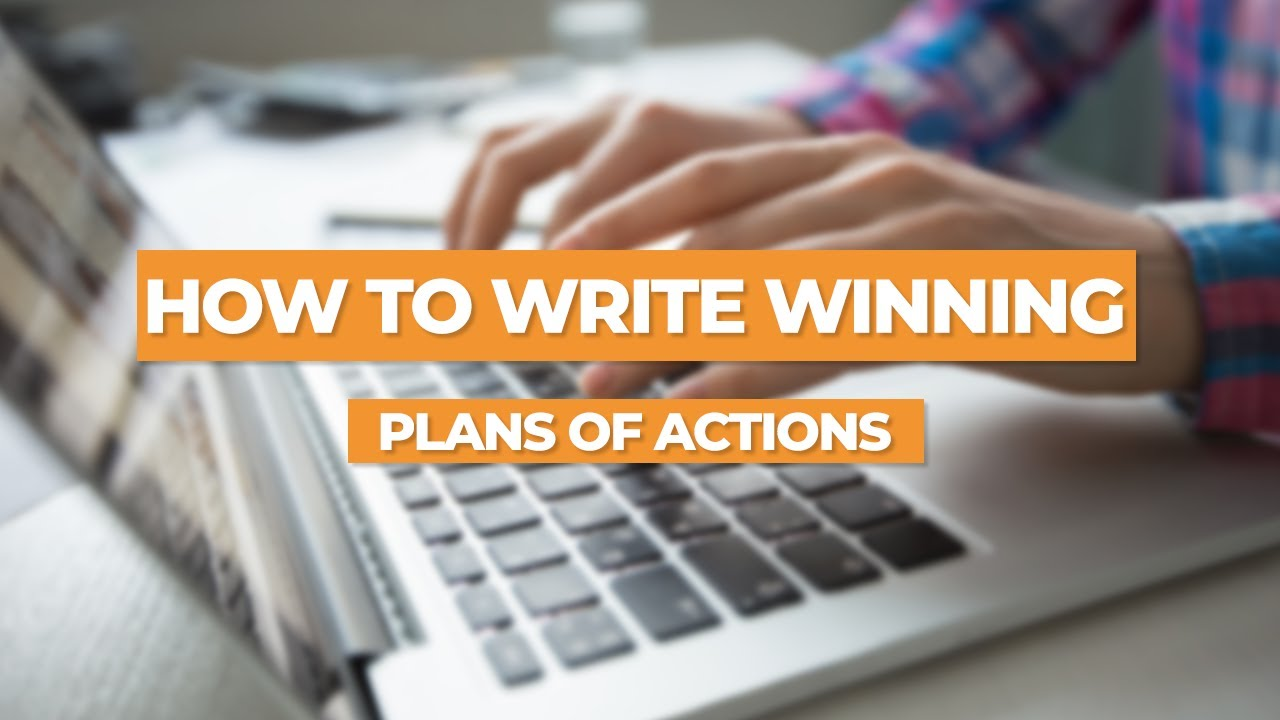 How to Write a Winning Plan of Action for an AMZ Account Suspension