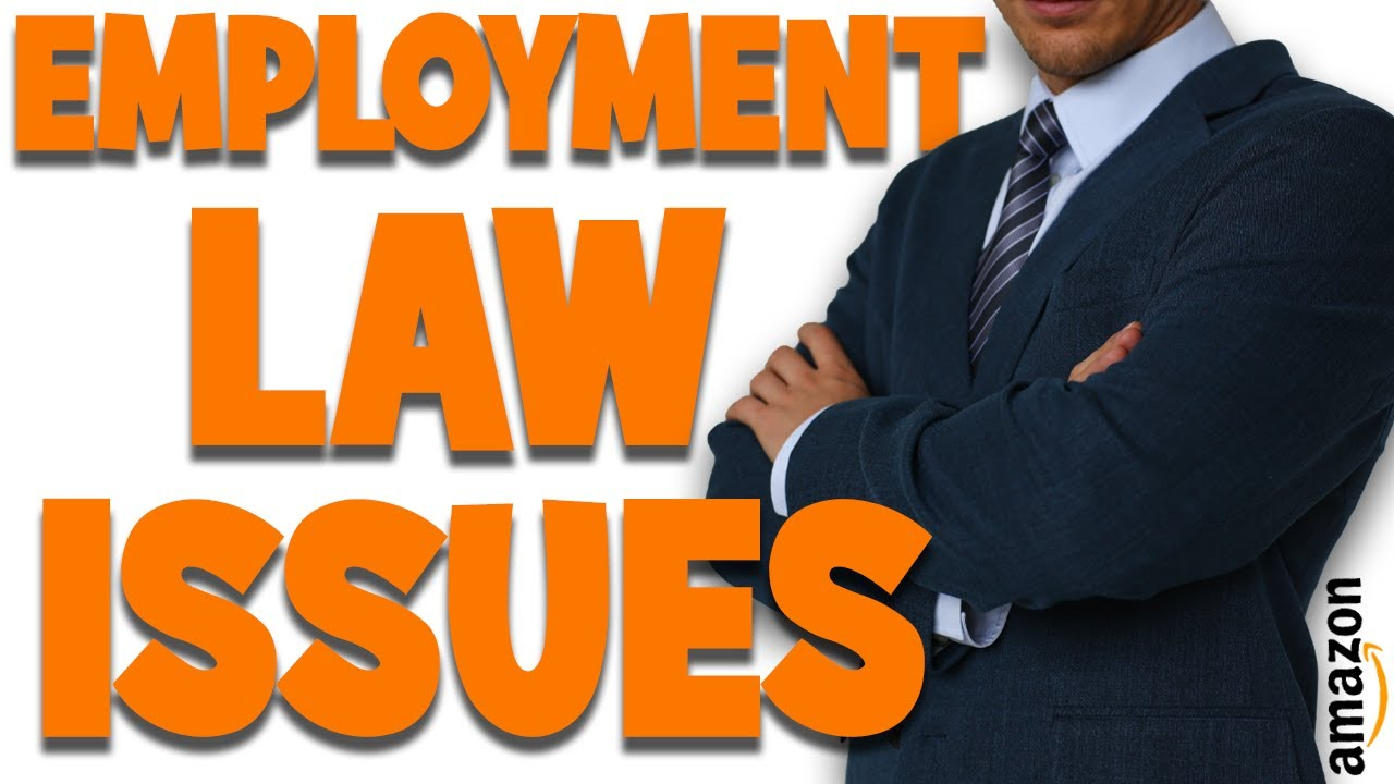 Employment Law Issues for Amazon Sellers