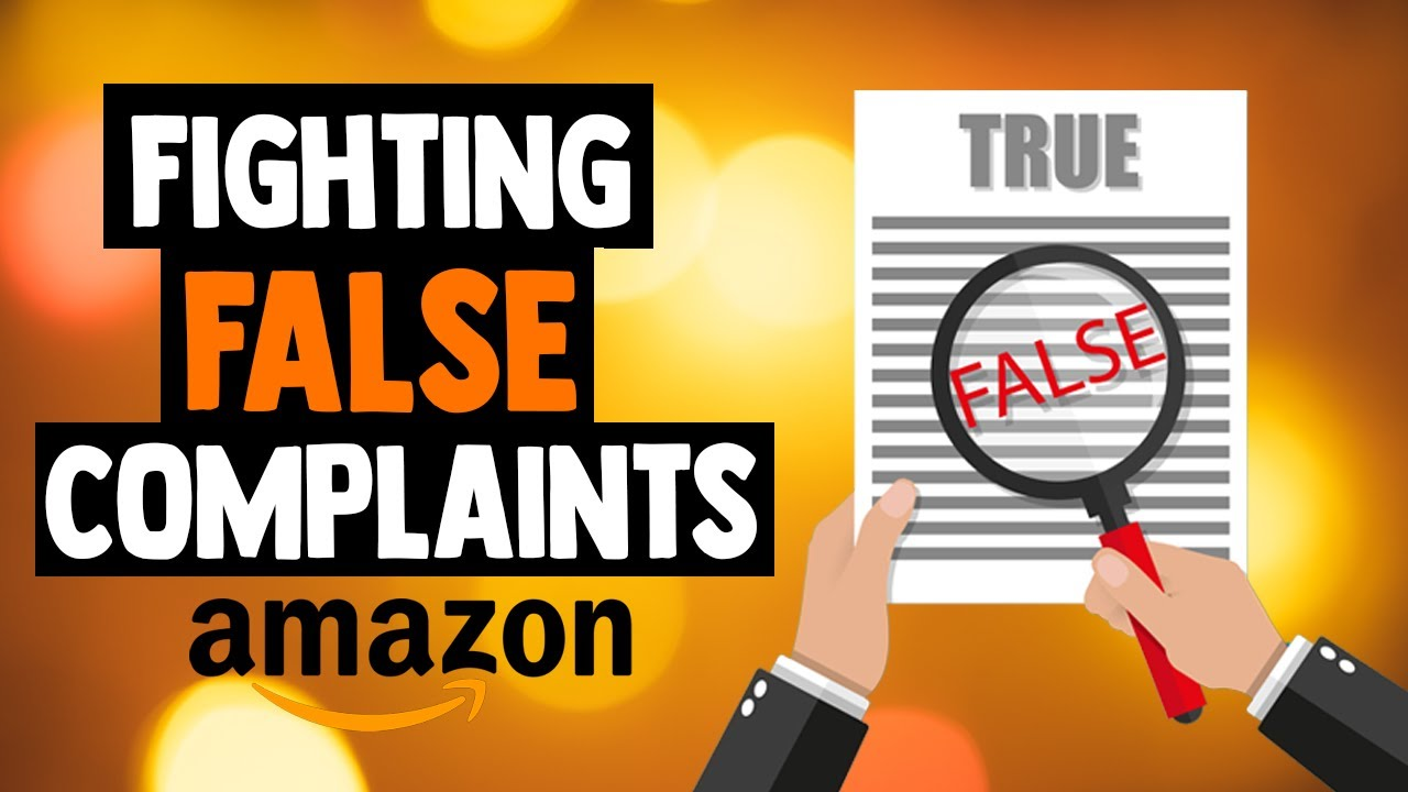 Amazon Litigation Fighting False Infringement, Counterfeit & Baseless Complaints - Know Your Rights