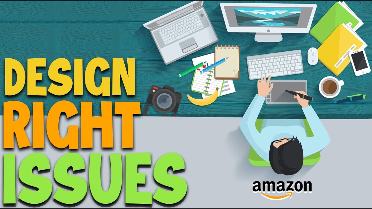 What Amazon Sellers Need to Know about Design Rights & Infringement Allegations