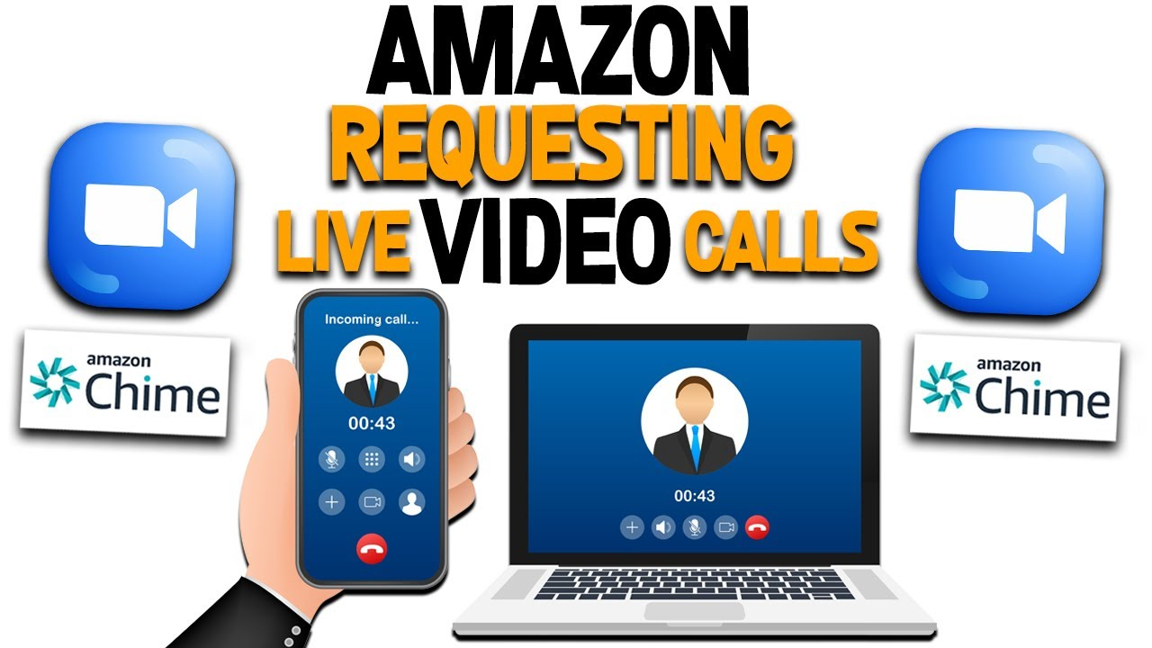 Amazon FORCING Sellers to Join VIDEO Conference CALLS for Business Verifications Using AMAZON CHIME