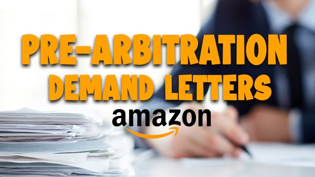 funds stolen by Amazon leading to Pre-Arbitration Demand Letters