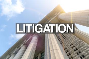 temporary restraining orders in litigation