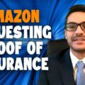 Amazon Requesting Employee Identification Numbers (EIN) for Proof of Insurance