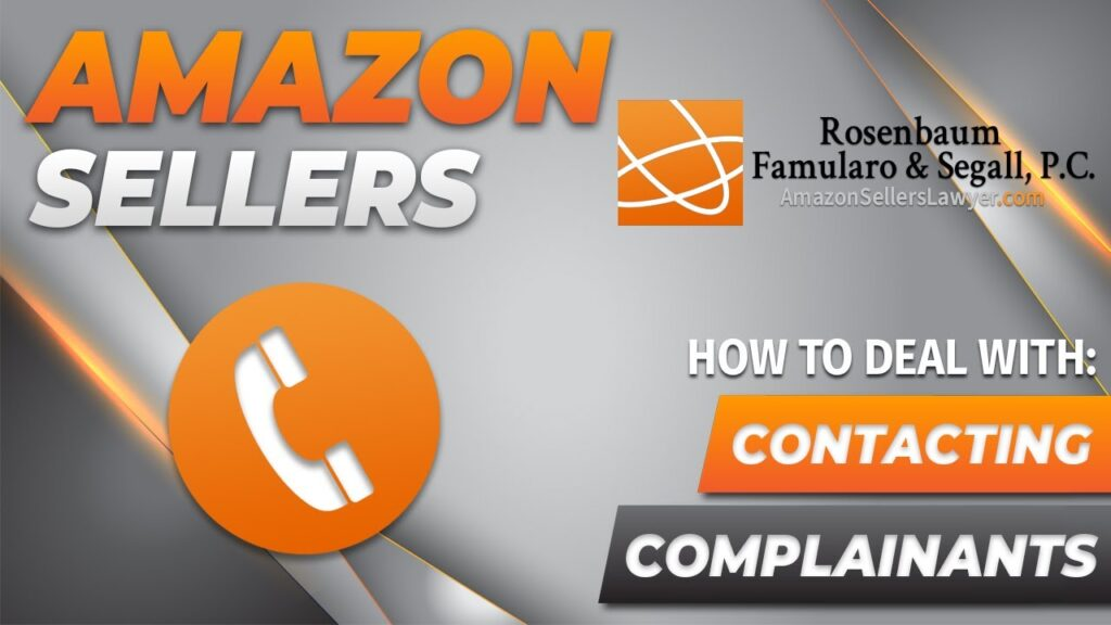 How to Analyze, Resolve & Retract Amazon IP Complaints with a Complainant